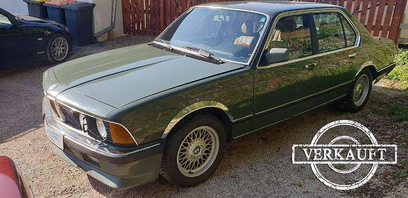 BMW 735i e23