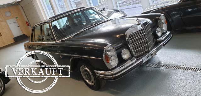Mercedes-Benz S-Klasse 280SE W108