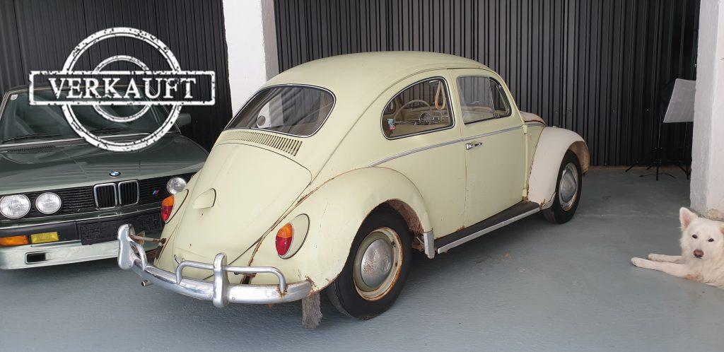 VW Käfer 1962