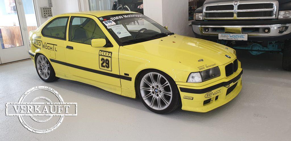 BMW 318ti Rennwagen
