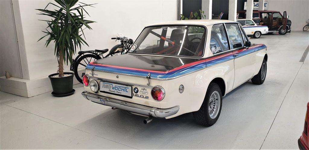 BMW 2002 Rallyewagen
