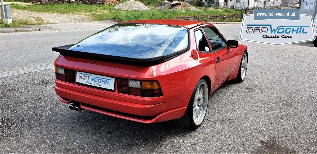 Porsche 944 in Turbolook