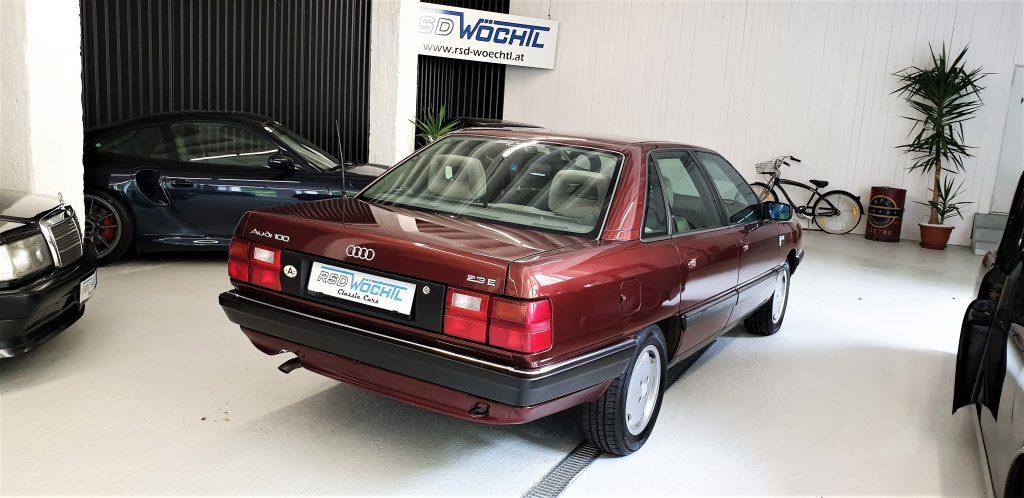 Audi 100 2,3 CD mit nur 55.000 km