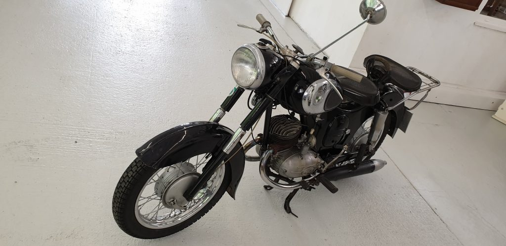 Puch 125 SV
