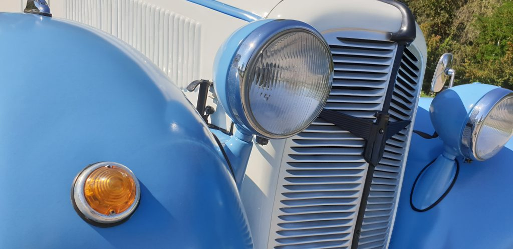 Adler Triumpf Junior aus 1937