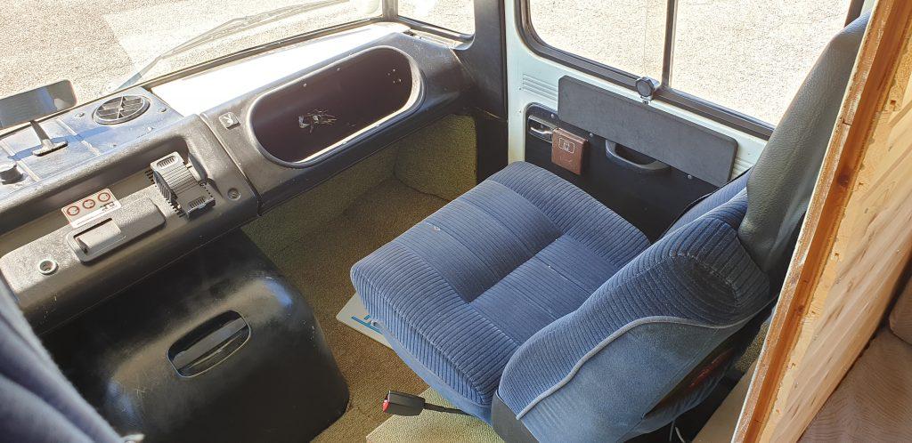 Mercedes 508D Weltreisemobil