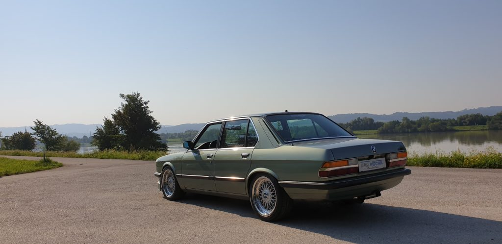 BMW e28 M5 Replica aus 1986