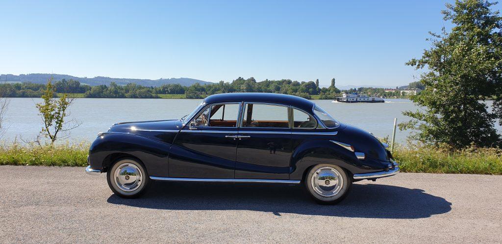 BMW 502 Barockengel