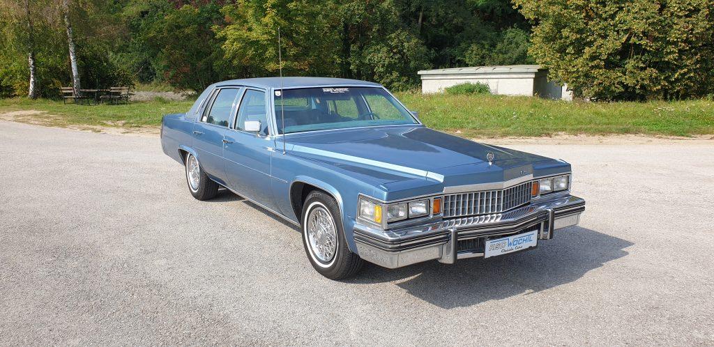 Cadillac DeVille 7.0L