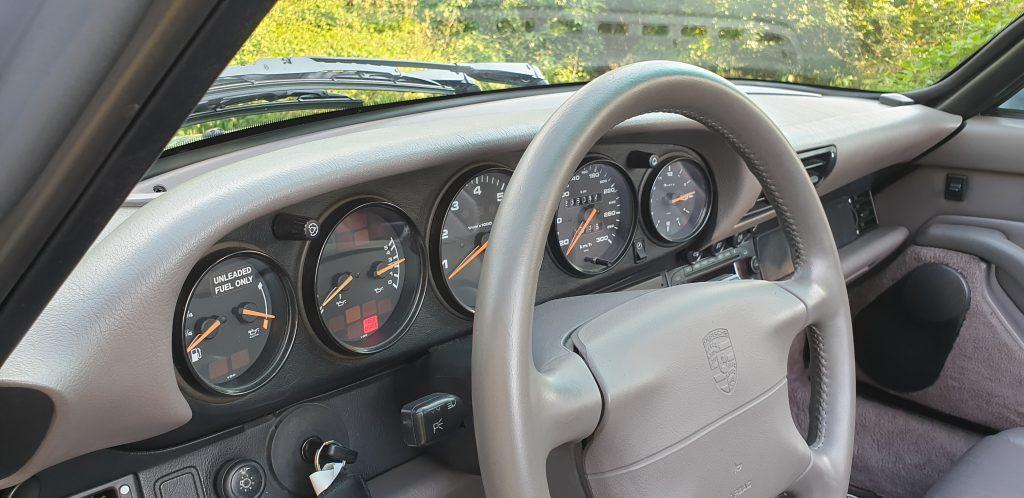 Porsche 911 993 Cabrio
