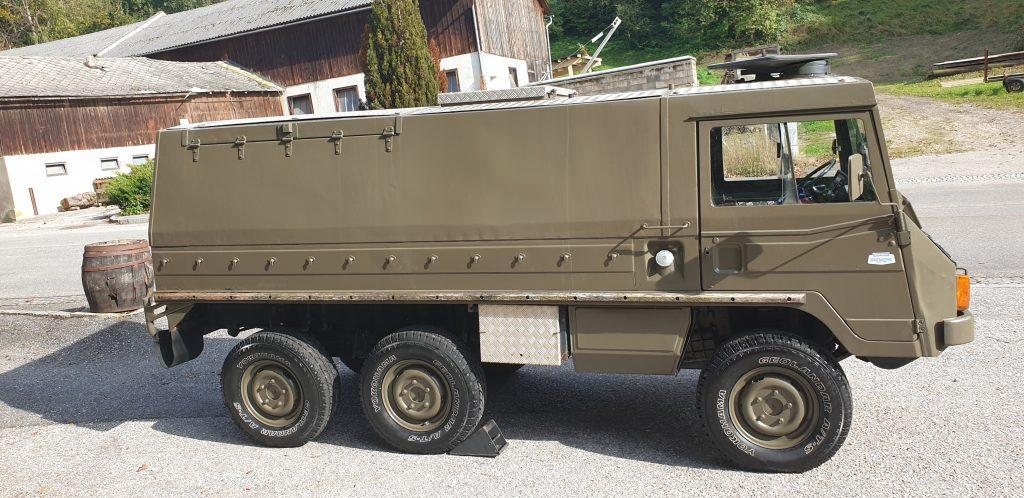 Puch Pinzgauer 712 6×6
