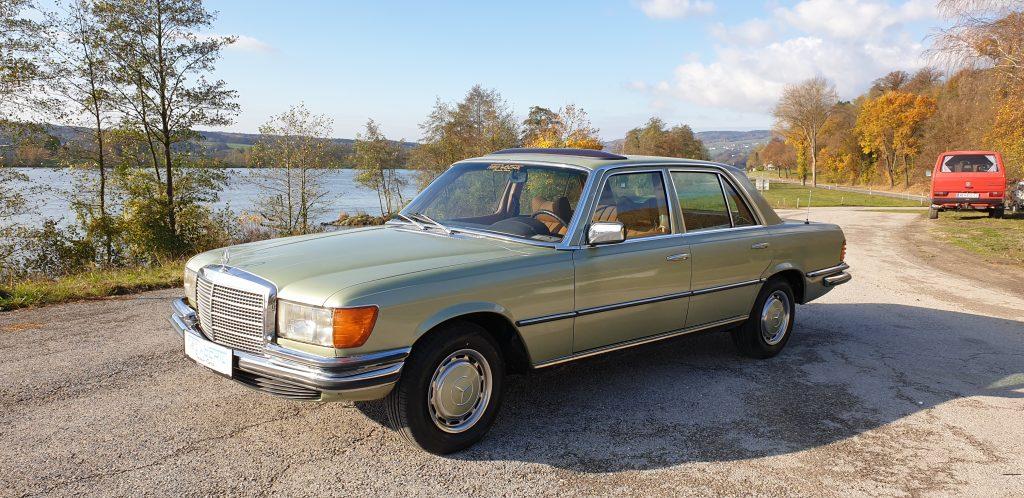 Mercedes 280 SE Erstbesitz