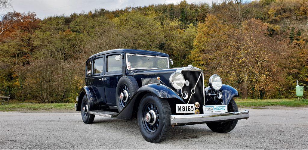 Volvo PV 654 De Luxe aus 1933