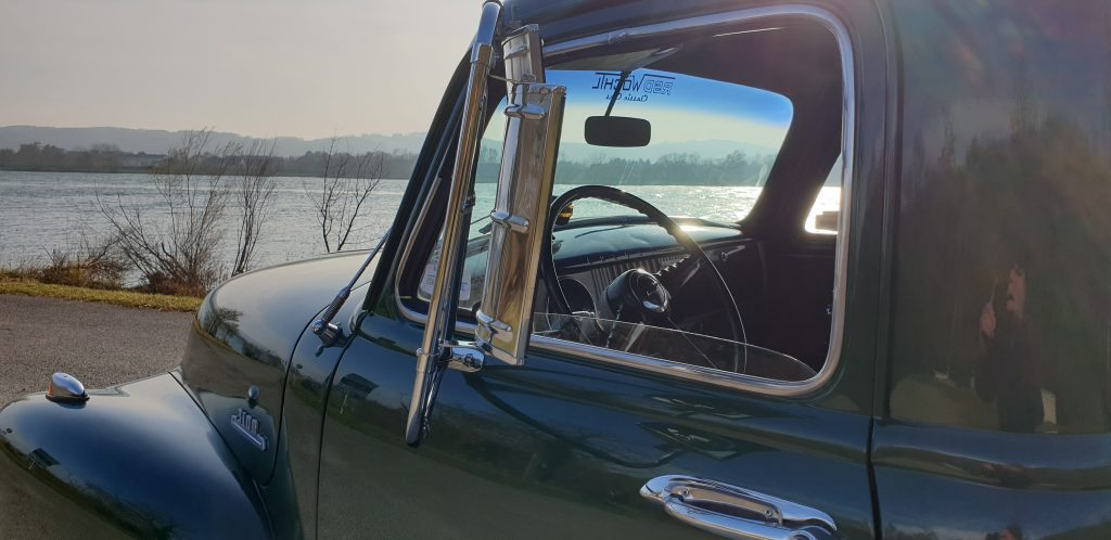 Chevrolet Pick Up aus 1954