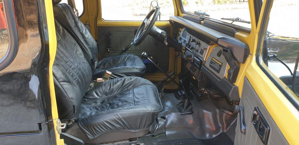 Toyota Land Cruiser BJ 42 aus 1983