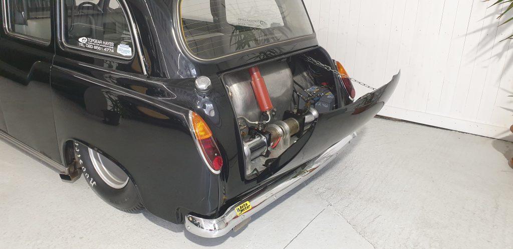 London Taxi V8 450PS