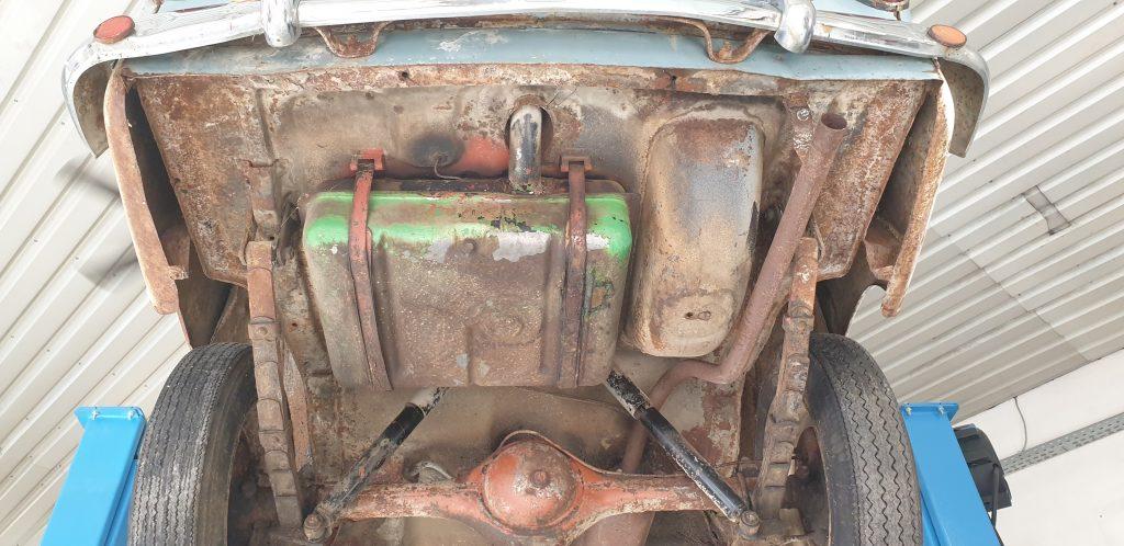 Moskwitsch 407