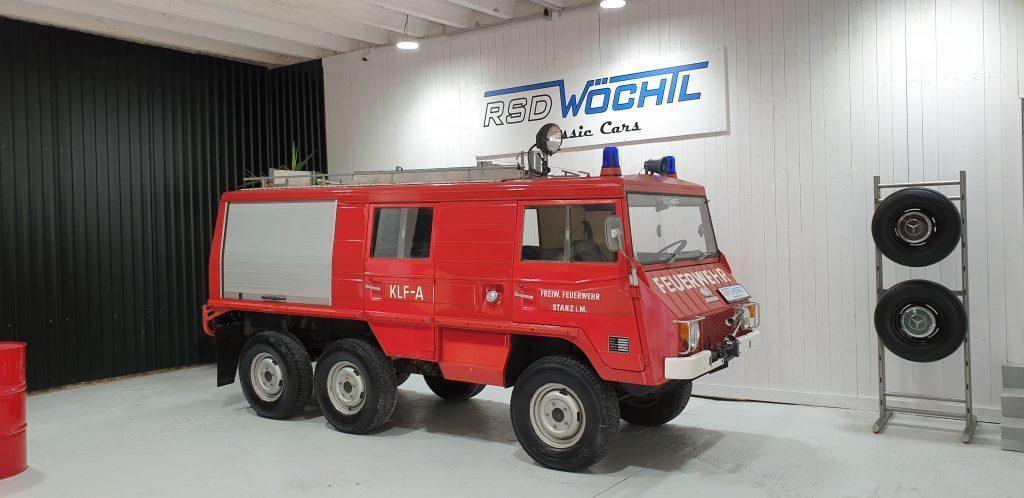 Steyr Puch Pinzgauer 712 6x6 Feuerwehr
